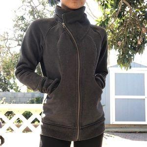 Lululemon zip up size 6 Cuddle Up jacket